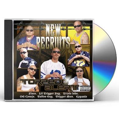 New Recruits TORPEDO ALERT CD
