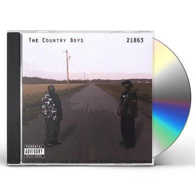 Country Boys 21863 CD
