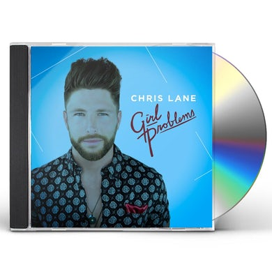 Chris Lane GIRL PROBLEMS CD