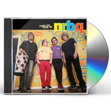 Nrbq TURN ON, TUNE IN (LIVE) CD