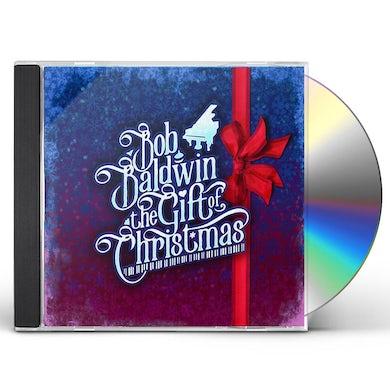 Bob Baldwin GIFT OF CHRISTMAS CD