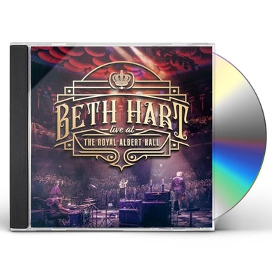 Beth Hart LIVE AT THE ROYAL ALBERT HALL CD