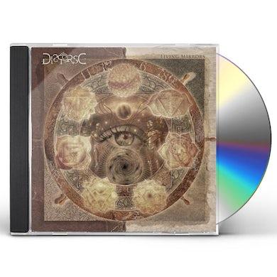 LIVING MIRRORS CD