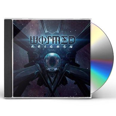 Wormed KRIGHSU CD