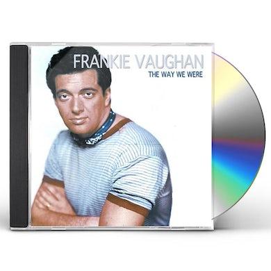 Frankie Vaughan WAY WE WERE CD