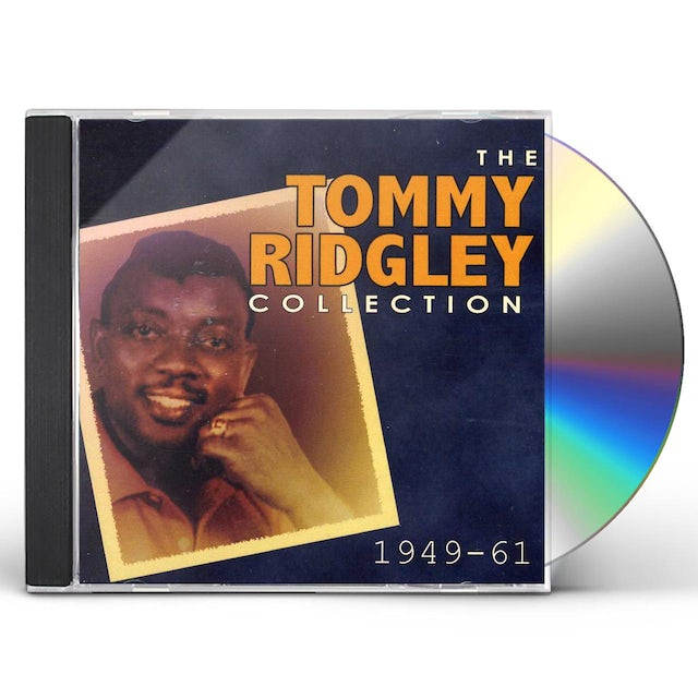 Tommy Ridgley COLLECTION: 1949-61 CD