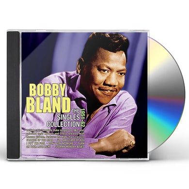 Bobby Bland SINGLES COLLECTION 1951-62 CD