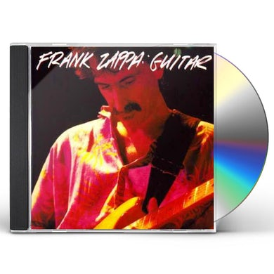 Frank Zappa GUITAR CD