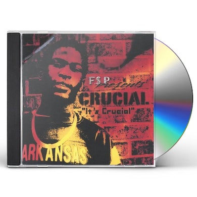 ITS CRUCIAL CD