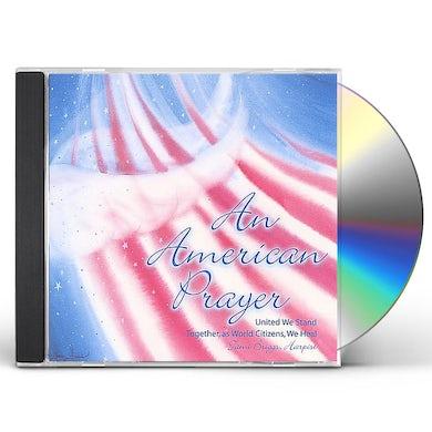 Tami Briggs AMERICAN PRAYER CD