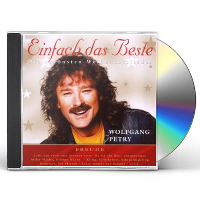Wolfgang Petry FREUDE CD