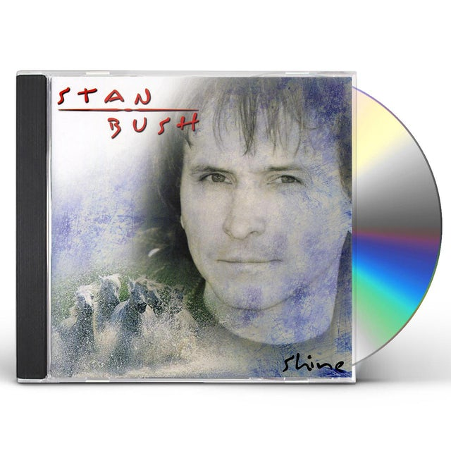 Stan Bush SHINE CD