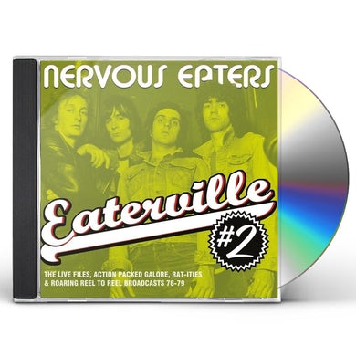 Nervous Eaters EATERVILLE 2 CD