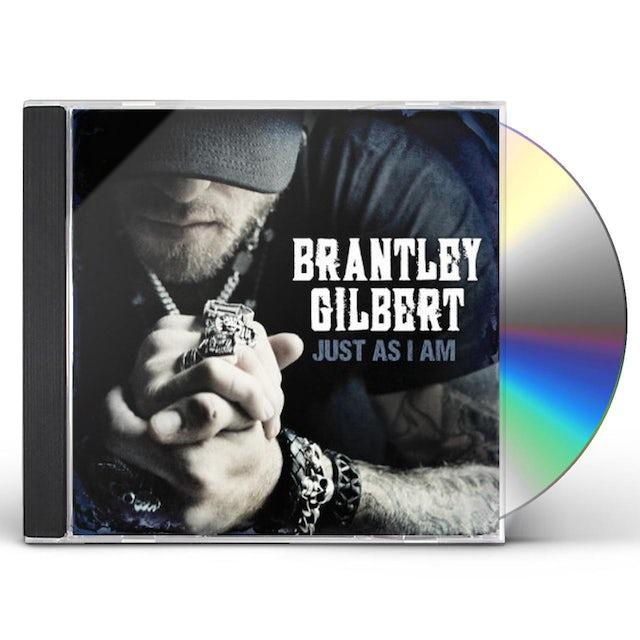 Brantley Gilbert JUST AS I AM: PLATINUM EDITION CD