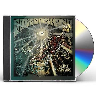 Freedom Hawk BEAST REMAINS CD