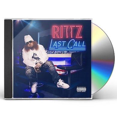 Rittz LAST CALL CD