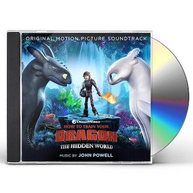 John Powell HOW TO TRAIN YOUR DRAGON: THE HIDDEN WORLD / Original Soundtrack CD