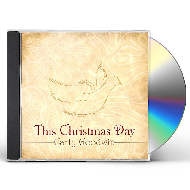 Carly Goodwin THIS CHRISTMAS DAY CD