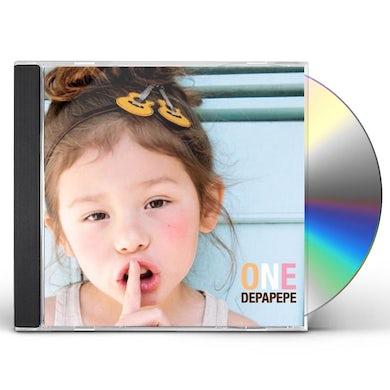 DEPAPEPE ONE CD