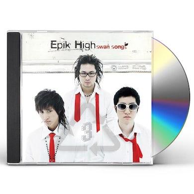 Epik High SWAN SONGS 3 CD