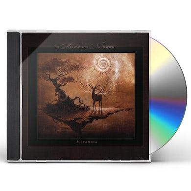 Moon & The Nightspirit METANOIA CD