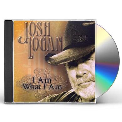 Josh Logan I AM WHAT I AM CD