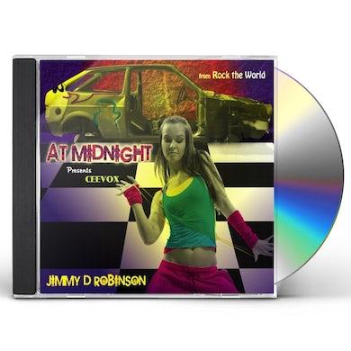 Jimmy Robinson AT MIDNIGHT CD