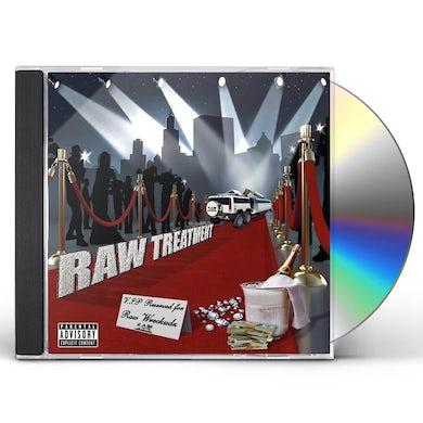 Raw Wreckudz RAW TREATMENT CD