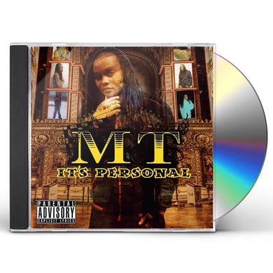 Mt IT'S PERSONAL CD