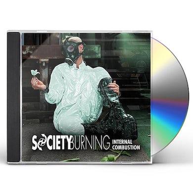 Society Burning INTERNAL COMBUSTION CD