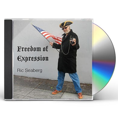 Ric Seaberg FREEDOM OF EXPRESSION CD