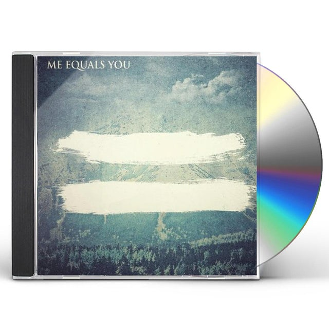 Me Equals You EP CD