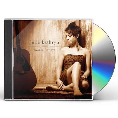 Julie Kathryn BROKEN LOVE CD