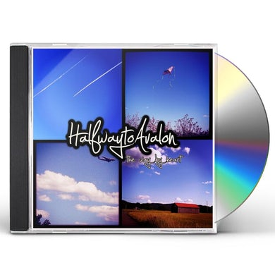 Halfway to Avalon WAY BY HEART CD