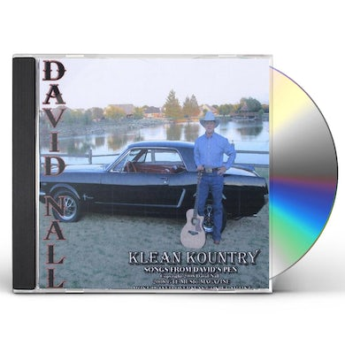 David Nall KLEAN KOUNTRY CD