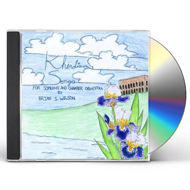 Brian Wilson KHERDIAN SONGS CD