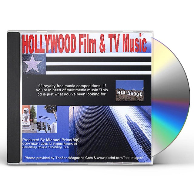 Michael Price HOLLYWOOD ROYALTY FREE MUSIC LIBRARY 1 CD