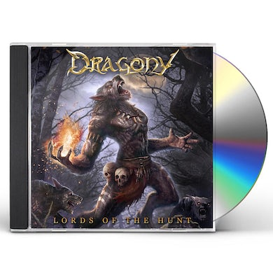 DRAGONY LORDS OF THE HUNT CD
