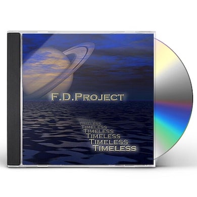 F.D. Project TIMELESS CD