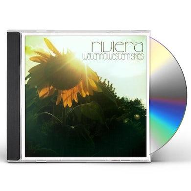 Riviera WATCHING WESTERN SKIES CD