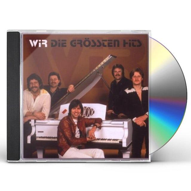 Wir DIE GROSSTEN HITS [ LARGEST HITS ] CD