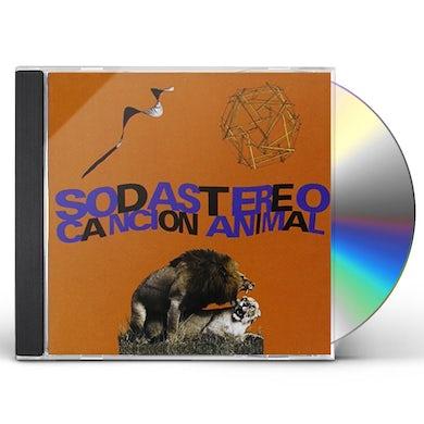 Soda Stereo CANCION ANIMAL CD
