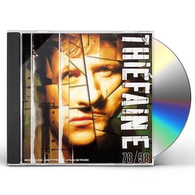 THIEFAINE 78 - 83 CD