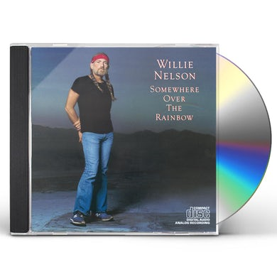 Willie Nelson SOMEWHERE OVER THE RAINBOW CD