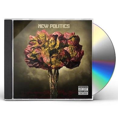 NEW POLITICS CD