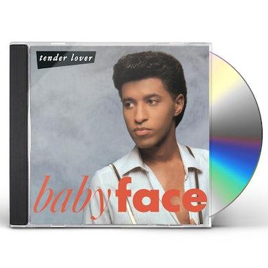 Babyface TENDER LOVER CD