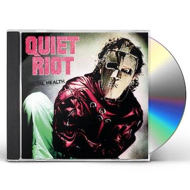 Quiet Riot METAL HEALTH CD