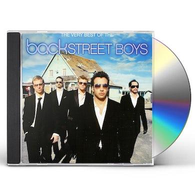 Backstreet Boys VERY BEST OF CD