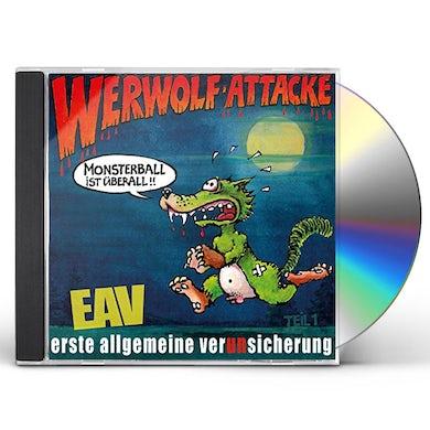 WERWOLF-ATTACK CD