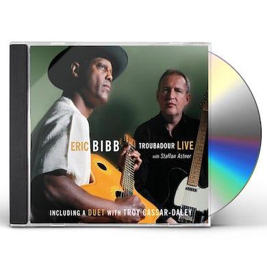 Eric Bibb TROUBADOUR LIVE CD